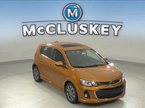 2019 Chevrolet Sonic Lt In Cincinnati 190848 Mccluskey Chevrolet