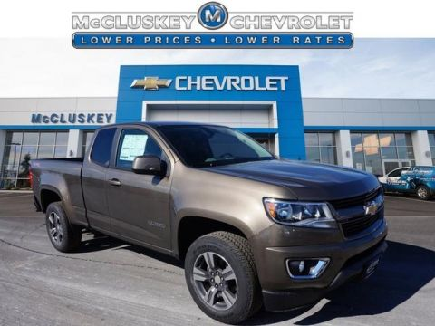 2017 Chevrolet Colorado Work Truck 4WD