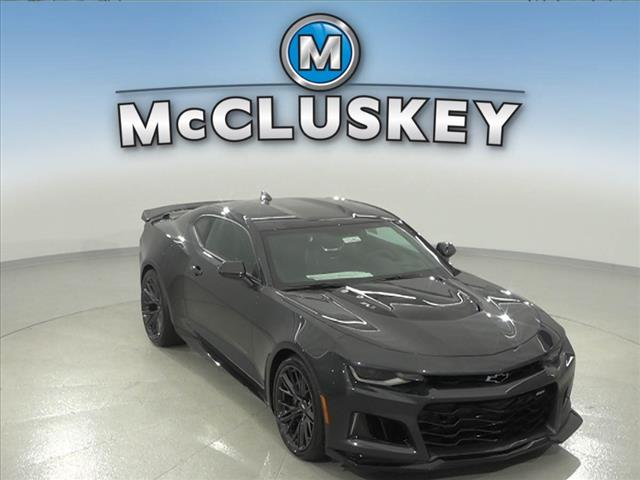 2018 chevrolet camaro zl1 in cincinnati 182462 mccluskey chevrolet