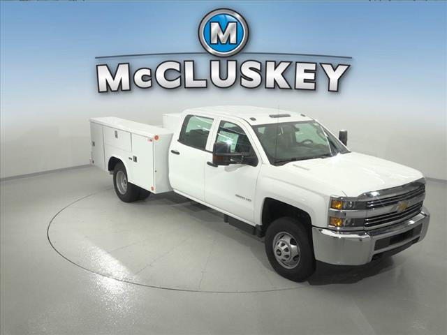 New 2016 Chevrolet Silverado 3500hd Work Truck