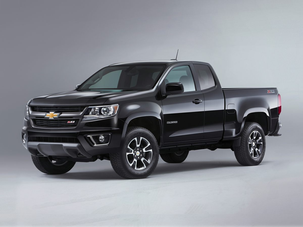 2019 Chevrolet Colorado Z71 In Cincinnati 190654 Mccluskey 1966 Crew Cab New