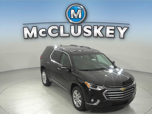 Beautiful New 2019 Chevrolet Traverse High Country