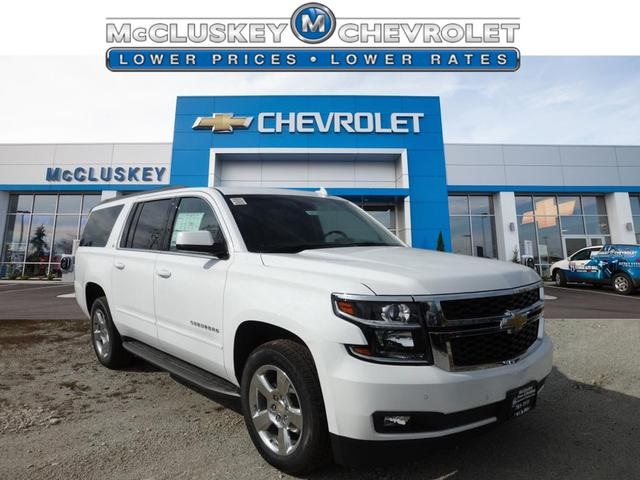 2016 chevrolet suburban lt in cincinnati 160333. Black Bedroom Furniture Sets. Home Design Ideas