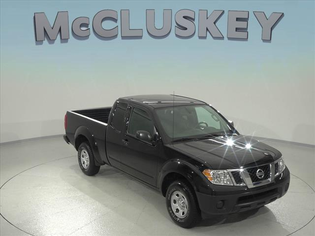 Pre Owned 2017 Nissan Frontier SV