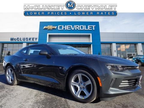 new chevrolet for sale in cincinnati oh mccluskey chevrolet autos post. Black Bedroom Furniture Sets. Home Design Ideas
