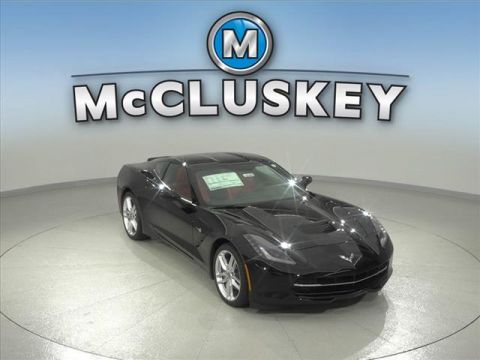 new chevy corvette for sale mccluskey chevrolet