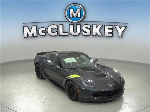 New Chevy Corvette For Sale | McCluskey Chevrolet
